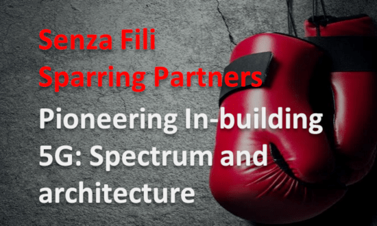 Sparring Partners | Corning | Pioneering In-building 5G: Spectrum and architecture
