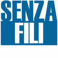 Senza Fili | Blue Logo